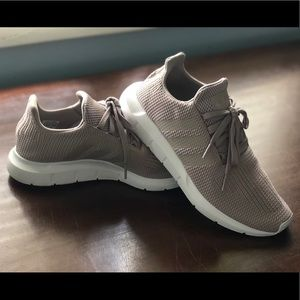 c90a56cff7ee1 adidas Shoes - Women s Adidas Swift Run Casual Sneakers Size 9